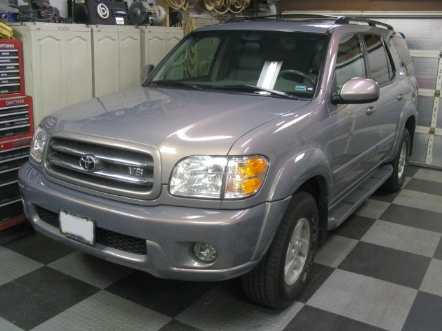 Toyota gallery jml audio of st louis for 2002 toyota sequoia rear window not working