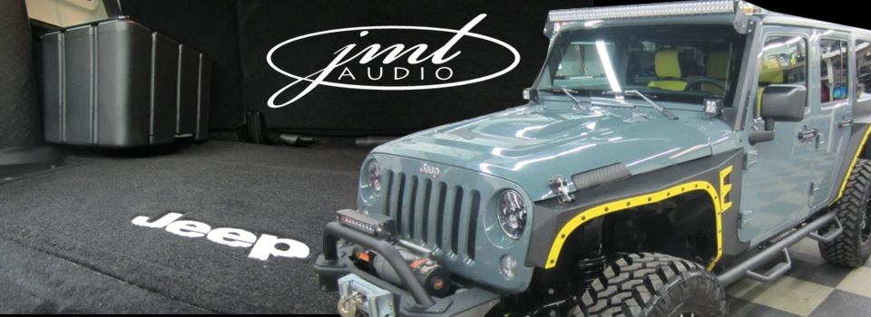 Jeep Wrangler Audio Upgrade Retains The Stock Look