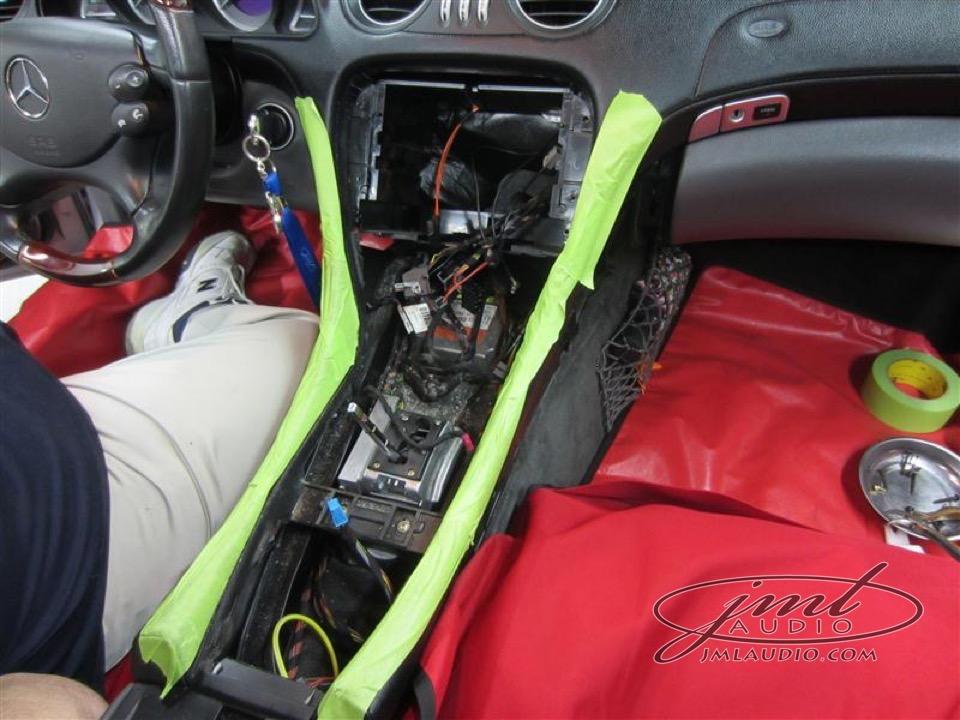 SL500 Technology Upgrade Thrills High Ridge Mercedes Client